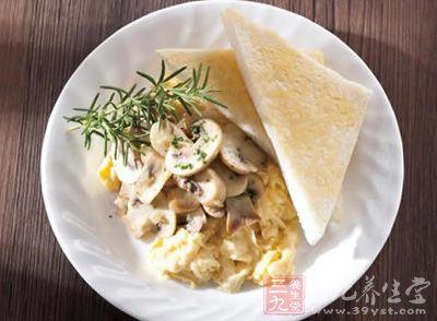 蘑菇炒鸡蛋 教您做出美味的蘑菇炒鸡蛋