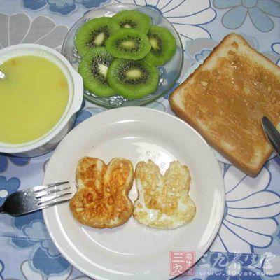 不吃早饭容易形成胆结石