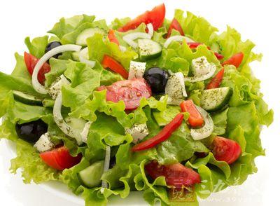 蔬菜沙拉的做法大全 甜美沙拉在家做