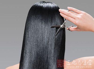 谁不想拥有一头乌黑柔顺的黑发