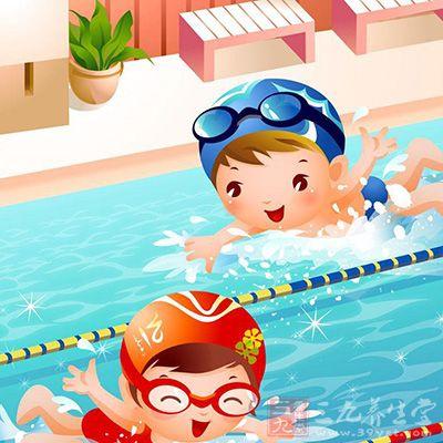 如何学游泳 学游泳的步骤及技巧(10)
