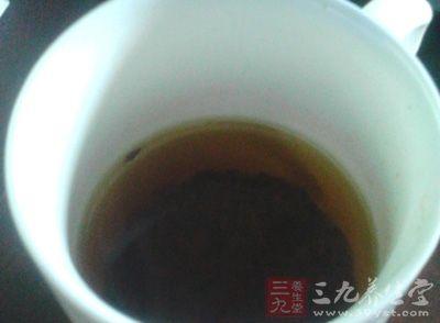 中医养生保健茶 女性经期绝不能喝两种茶