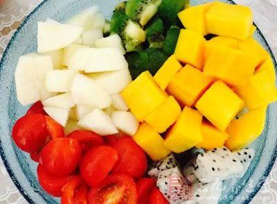 水果是我们日常生活当中经常会吃的食物