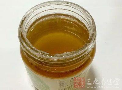 柠檬加蜂蜜 让你美若天仙