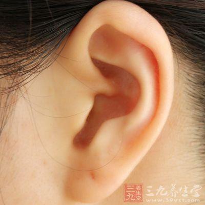 耳朵聆听脏腑