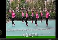 周思萍广场舞 红歌风广场舞红色娘子军