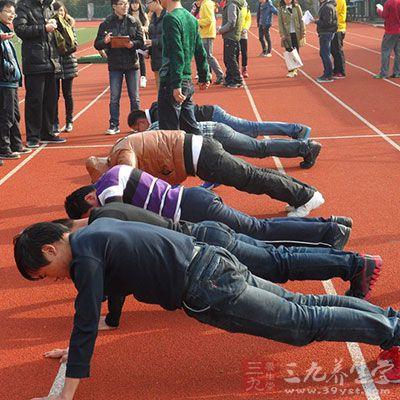 俯卧撑的正确做法(2)