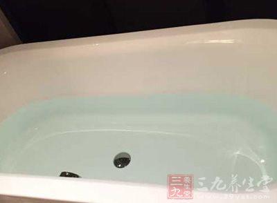 用对方法女人洗澡也能减肥