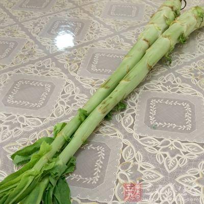 莴苣可以促进新陈代谢