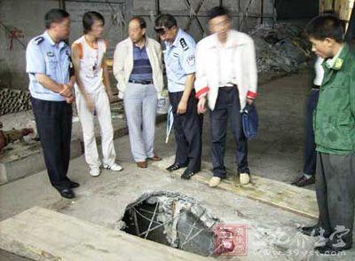 储水池散发有毒气体导致3人死亡5人伤