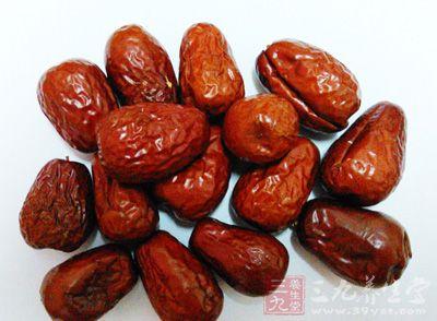 材料红枣50克