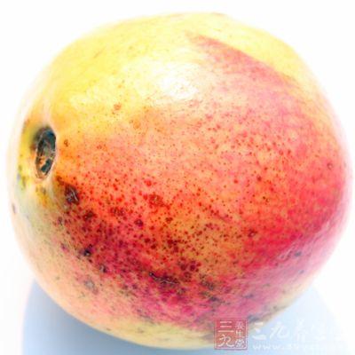 黄体素——多含于猕猴桃、石榴等水果中