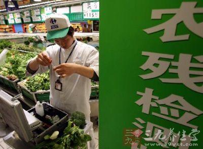 严食品安全法生效 禁高毒农药用于蔬果
