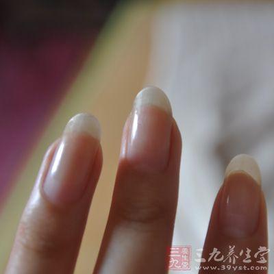看手指知肝脏健康