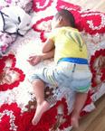 3岁宝宝打鼾如雷 竟是腺样体肥大