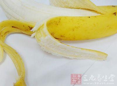 香蕉皮治牛皮癣