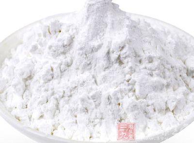 葛根粉简称葛粉,根据加工技术的不同,可以大致分成两个类型