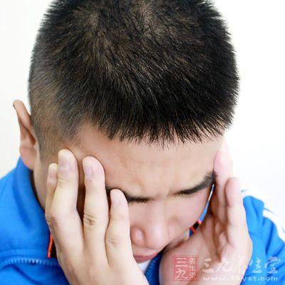 紧张是偏头痛的主要根源