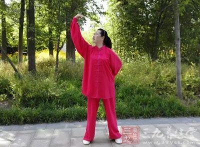 杨式太极拳24式 常练这运动让你远离癌症