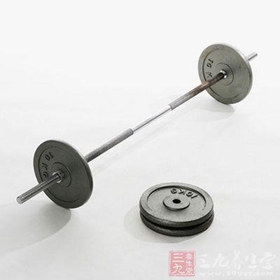 要使肌肉生长,就必须用大重量训练。