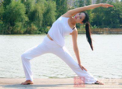 v瑜伽瑜伽10个动作定点教你快速减肥燃脂瑜伽瘦脸美针莱关于图片