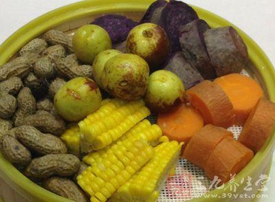食物是维持身体每日所需的营养物质的主要来源