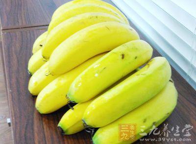 香蕉的好處 小小水果功效多