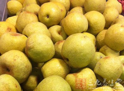 梨鲜甜可口、香脆多汁,是一种许多人喜爱的水果