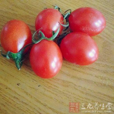 番茄汁祛斑