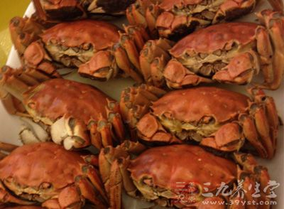 只有26%的瑞典男人体重偏肥,原因是就是淀粉蟹