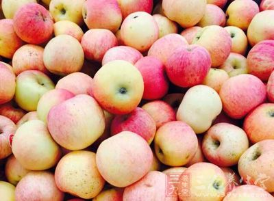 早上空腹吃一个苹果对于身体是有好处的