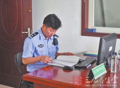 洛阳43岁民警连续工作四天三夜突发心脏病牺牲