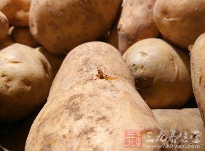 土豆换种花样吃美味又能治病