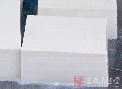 取豆腐150克