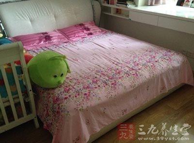 卧室是我们的避风港