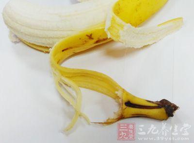 香蕉皮的作用 原来香蕉皮竟有如此多的妙用