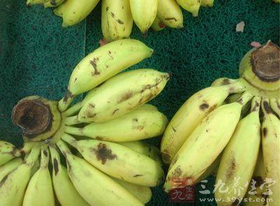 原来长了斑点的香蕉这么厉害