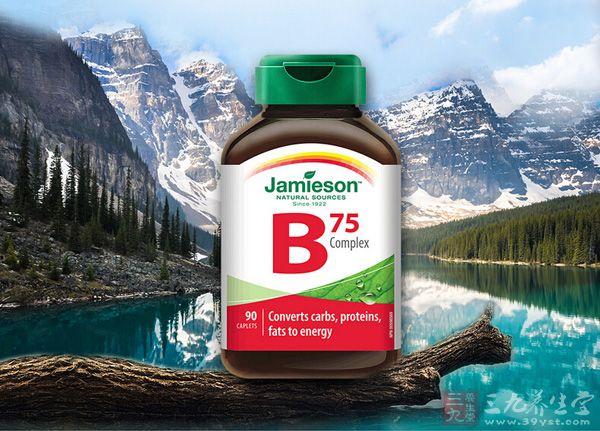 加拿大Jamieson维生素B族复合片
