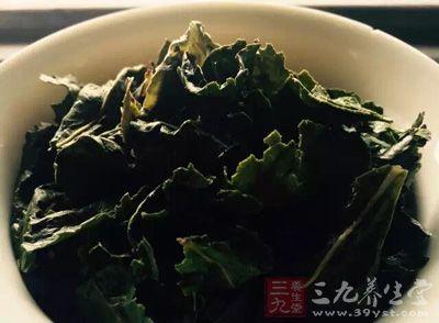 茶叶含有400多种丰富的化学成份