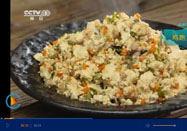 20151208天天飲食視頻:屈浩講雞跑豆腐的做法