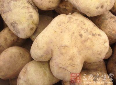 土豆不能和什么一起吃 和它同食竟会中毒