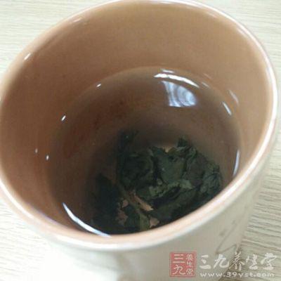普洱茶好在饭后饮用