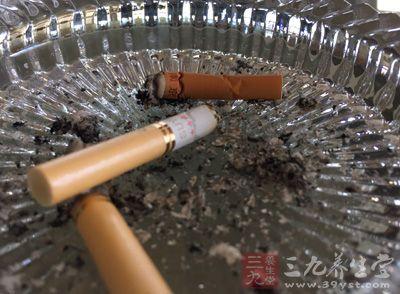 吸烟是毛孔粗大的原因