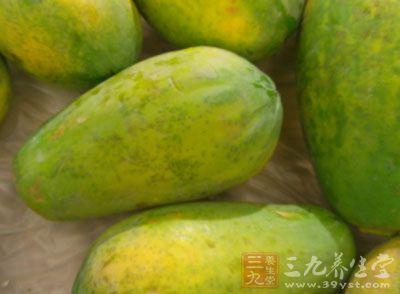 芒果果实含芒果酮酸