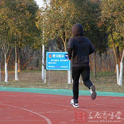 跑步减肥建议长时间连续不间断