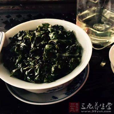 这种茶就是普洱茶,它被称为刮油高手