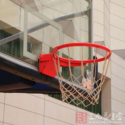 关键的一步就是投篮进球了