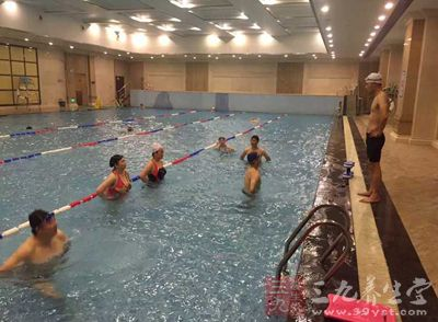 游泳的好处 经常游泳的三大常见好处