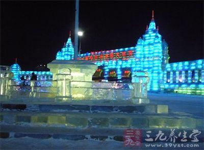 哈尔滨冰雪大世界始创于1999年