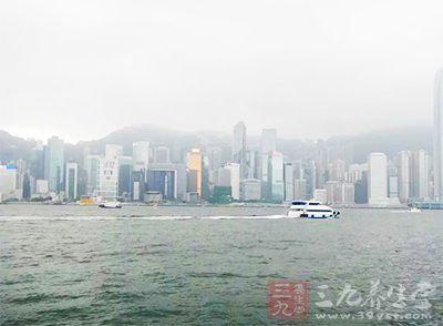 香港是东方的明珠